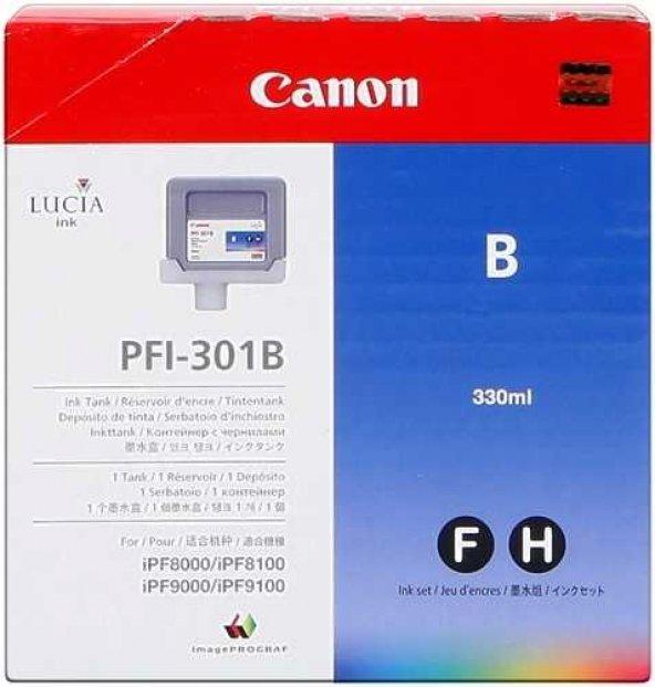 Canon PFI-301B Blue Orjinal Kartuş