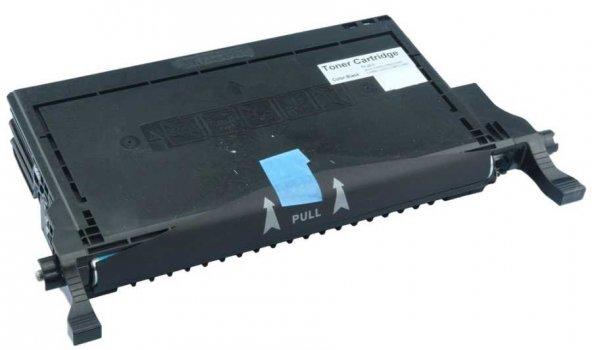 Samsung CLP-600 Siyah Muadil Toner