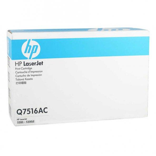Hp 16A-Q7516AC Orjinal Toner