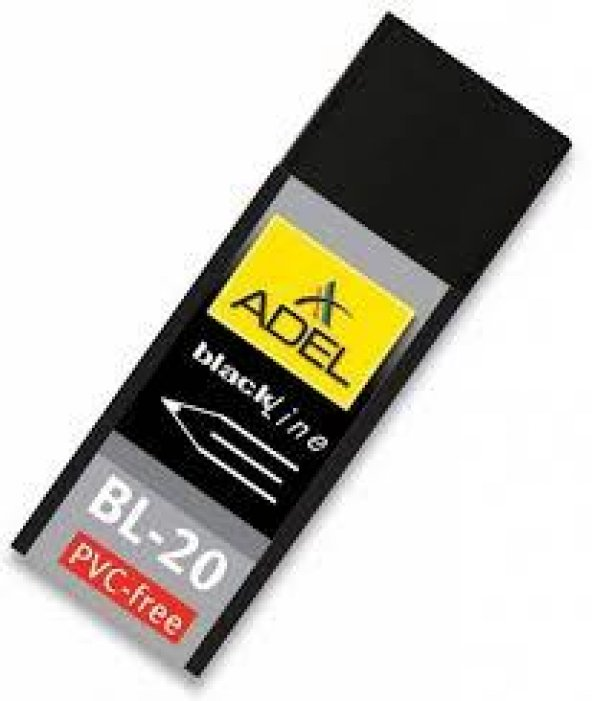SİLGİ ADEL BLACKLİNE BL-20