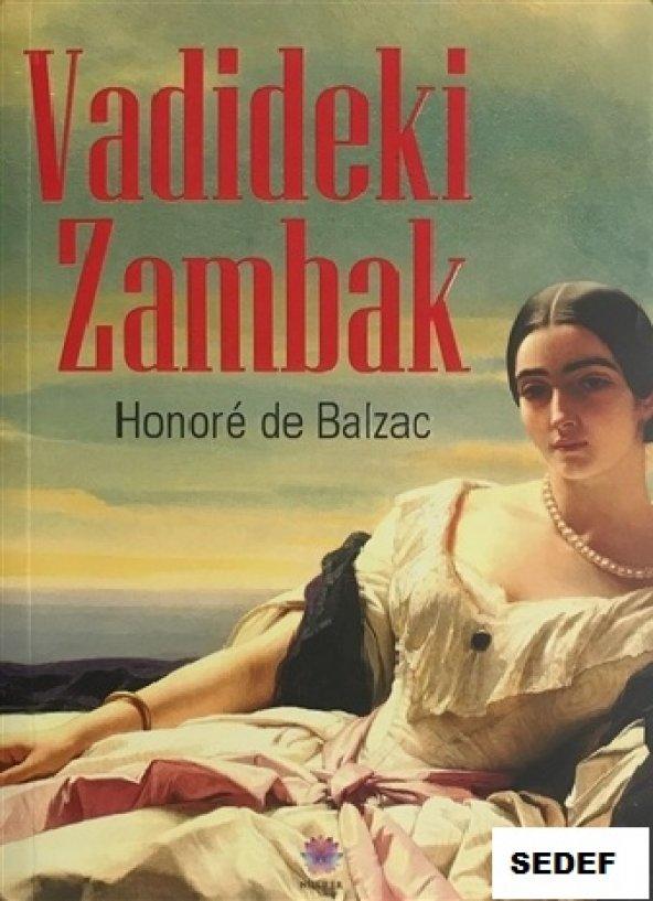 VADİDEKİ ZAMBAK(HONORE DE BALZAC)