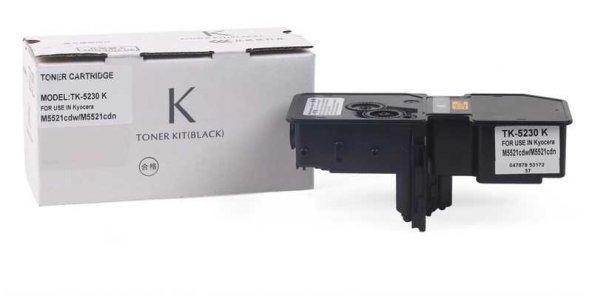 Kyocera TK-5230 Siyah Muadil Toner