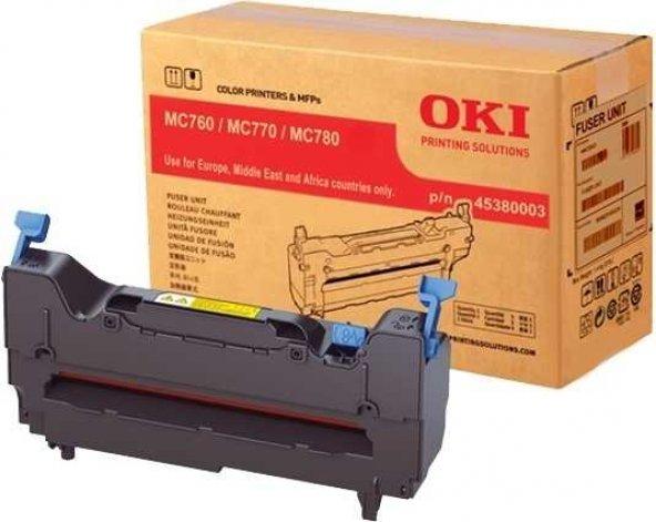 Oki MC760-45380003 Orjinal Fuser Ünitesi