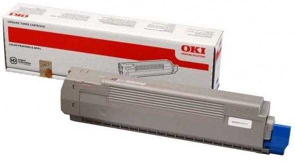 Oki MC851-44059172 Siyah Orjinal Toner