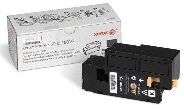 Xerox Phaser 6000-106R01634 Siyah Orjinal Toner