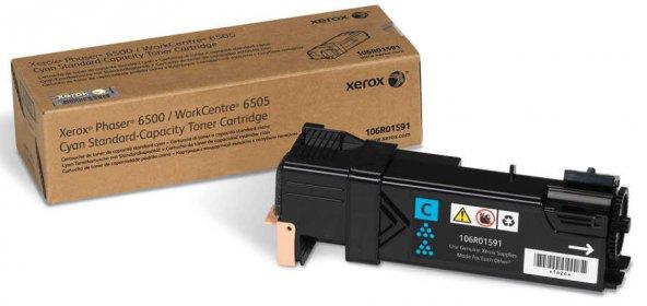 Xerox Phaser 6500-106R01598 Mavi Orjinal Toner