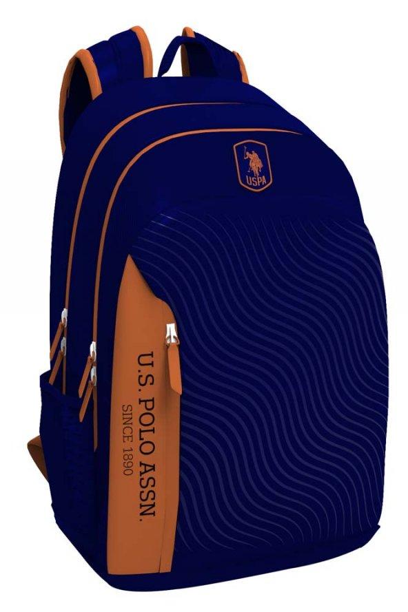 U.S. Polo Assn. PLÇAN8210 Sırt Çantası Lacivert