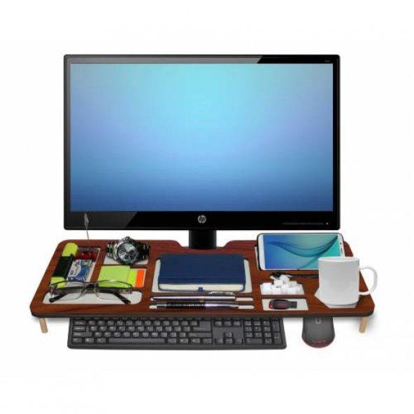 Özel Tasarım Masaüstü Ofis Düzenleyici Mini Bilgisayar Masam