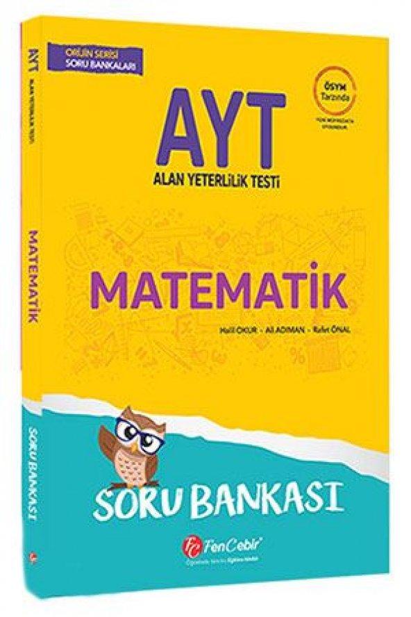AYT Matematik Soru Bankası Fencebir Yayınları