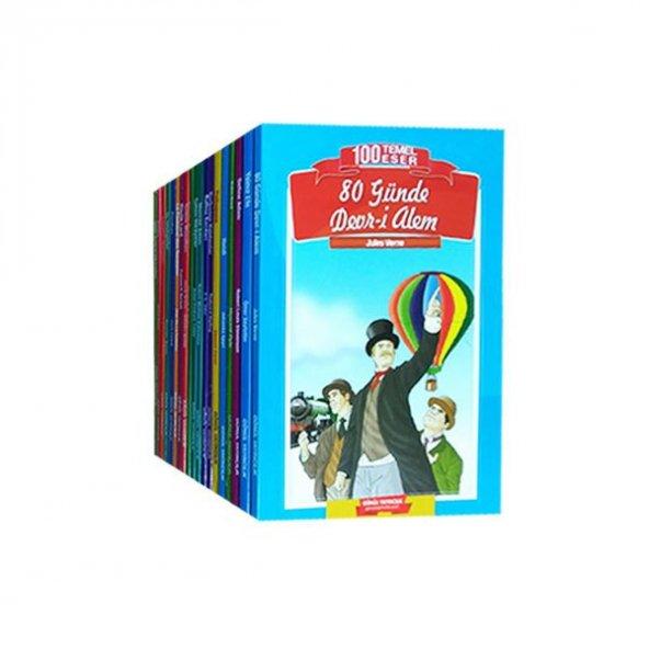 100 Eser Seti 20 Kitap Gönül Yayıncılık