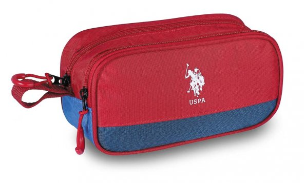 U.S. Polo Assn. PLKLK7273 Kırmızı Kalem Çantası
