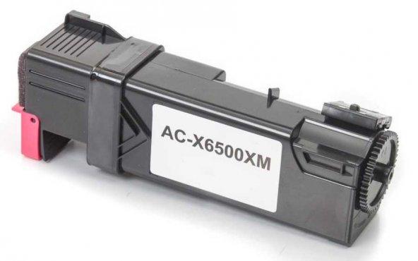 Xerox Phaser 6500-106R01602 Kırmızı Muadil Toner Yüksek Kapasiteli