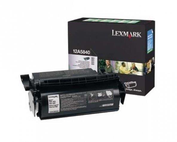 Lexmark T610-12A5840 Orjinal Toner