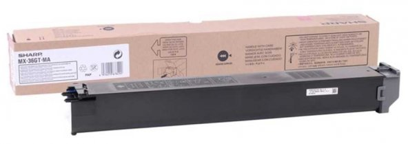 Sharp MX-36GTBA Siyah Orjinal Fotokopi Toneri