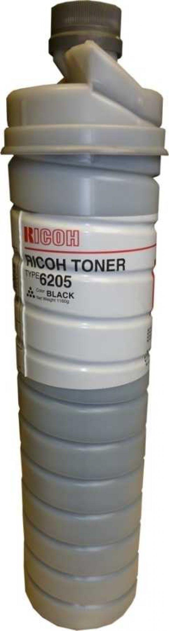 Ricoh Type 6205D Orjinal Fotokopi Toner