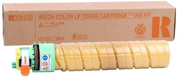 NRG SP-C410 Sarı Orjinal Toner Yüksek Kapasiteli