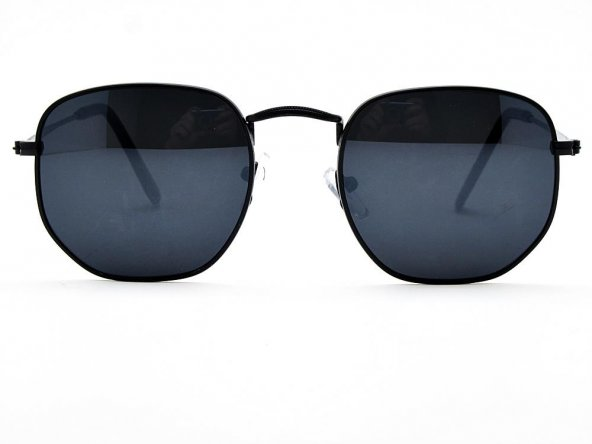 Extoll Altıgen Erkek Güneş Gözlüğü Beşgen Gözlük 6 Renk Ex612