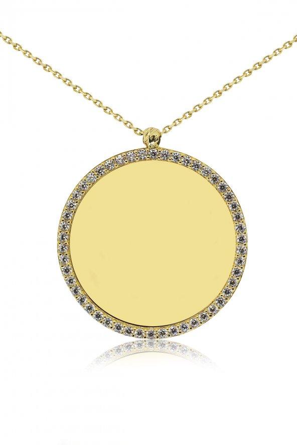 Cigold 14 Ayar Altın Hayalet Kolye K1KLY0425001383