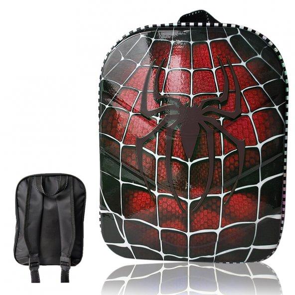 Anaokulu Sırt Çantası 5d Abs Kabuk Yüzey 3-6 Yaş Spider