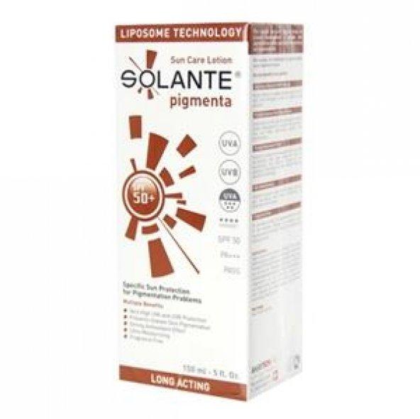 Solante Pigmenta Güneş Koruyucu Losyon Spf50 150ml