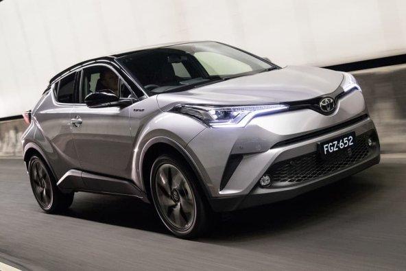 Toyota C-HR Geri Vites Ledi Beyaz Led Ampül T15