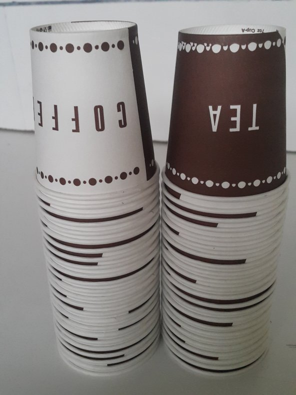 Karton Bardak  1500'lü  Lugga Paper cup