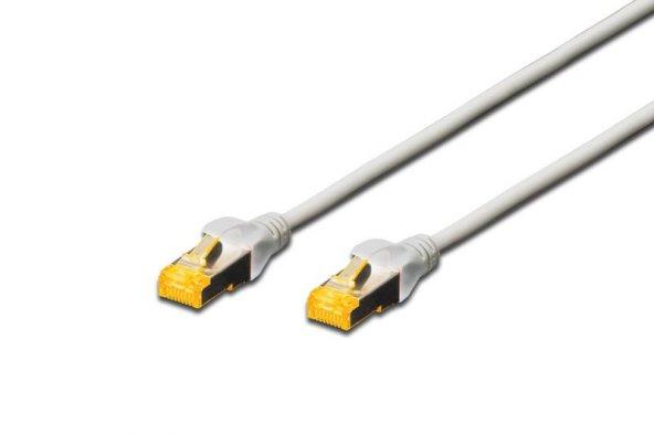DIGITUS Cat6A 7m S-FTP Gri Patch Network Kablosu DK-1644-A-070