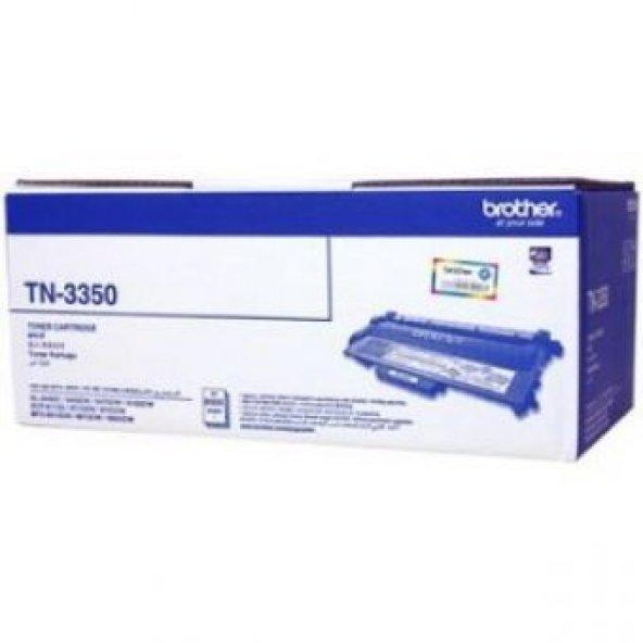 BROTHER Siyah 8000 Sayfa Lazer Toner TN-3350