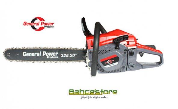 General Power GP-550 Benzin Motorlu Ağaç Kesme Testere Hızar