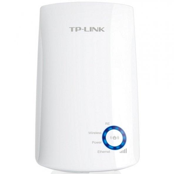 TP-LINK 300mbps TL-WA850RE 2.4ghz 1port Range Extender dahili ant