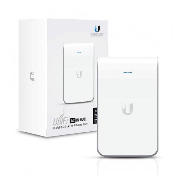 UBIQUITI (UBNT) 867mbps UniFi UAP-AC-IW 2.4ghz/5ghz 3port gigabit