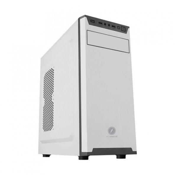 FRISBY mid Tower 300W FC-2920B ATX PC Kasası Beyaz