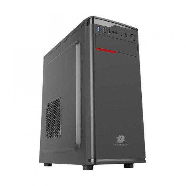 FRISBY mid Tower 400W FC-2905B ATX PC Kasası Siyah