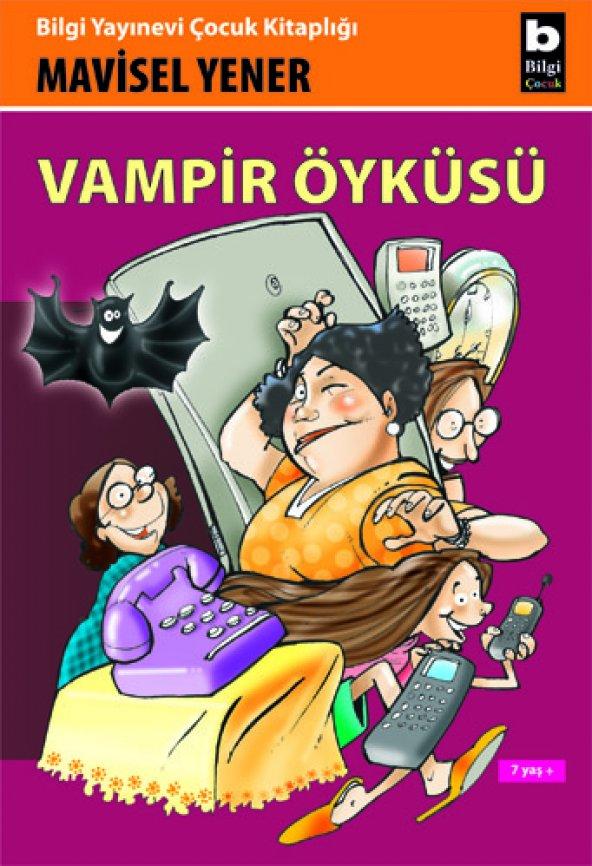 Vampir Öyküsü - Mavisel Yener