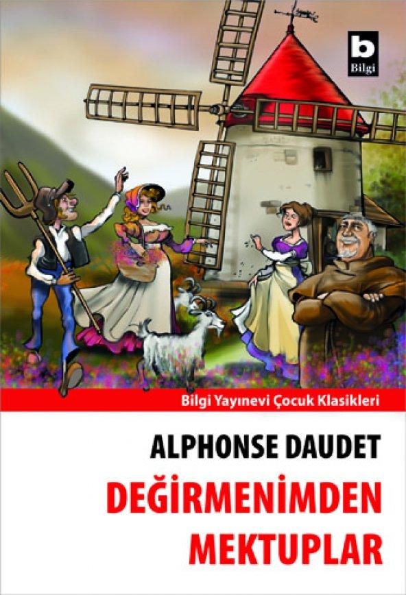 Değirmenimden Mektuplar - Alphonse Daudet