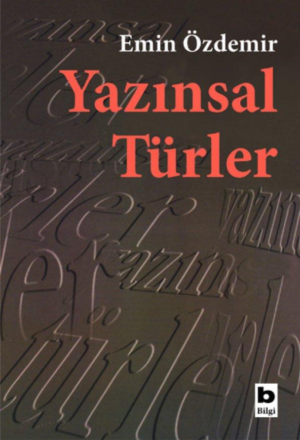 Yazınsal Türler - Emin Özdemir