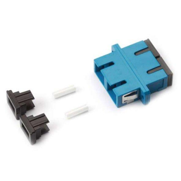 LANDE Fiber Optik SC-SM Dublex Adaptör