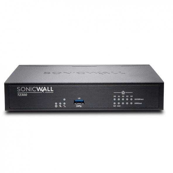 SONICWALL 50kullanıcı TZ300 01-SSC-1742 Capture Advanced Protecti