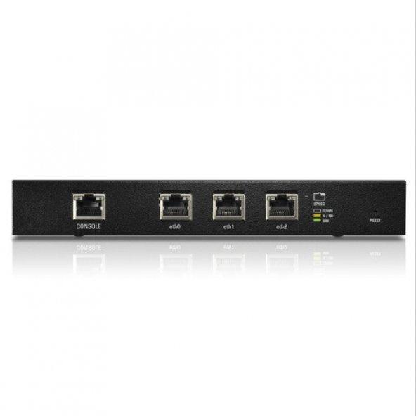 UBIQUITI (UBNT) EdgeRouter Lite ERLite-3 3port gigabit 2core 500m