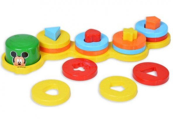 Furkan Toys Disney Baby Egitici Tirtil