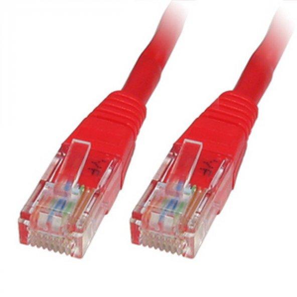 S-LINK 3metre CAT6 Utp Kırmızı Patch Kablo