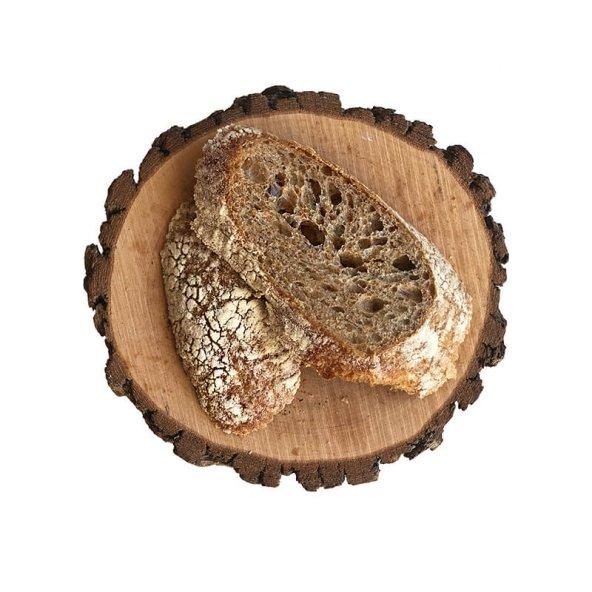 Ekşi Maya Tam Buğday Ekmek | Odun Ateşinde Pişmiş