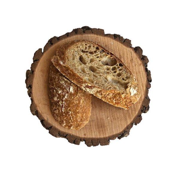 Ekşi Maya Altamura Ekmek | Odun Ateşinde Pişmiş