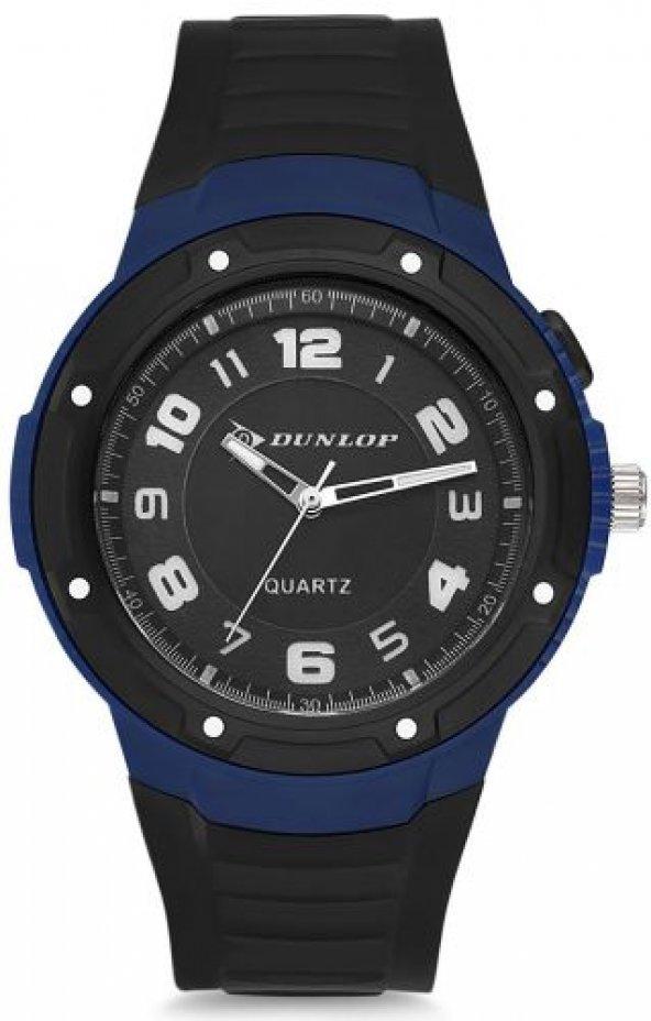 Dunlop DUN-351-G02 Işıklı Kadran Erkek Spor Kol Saati