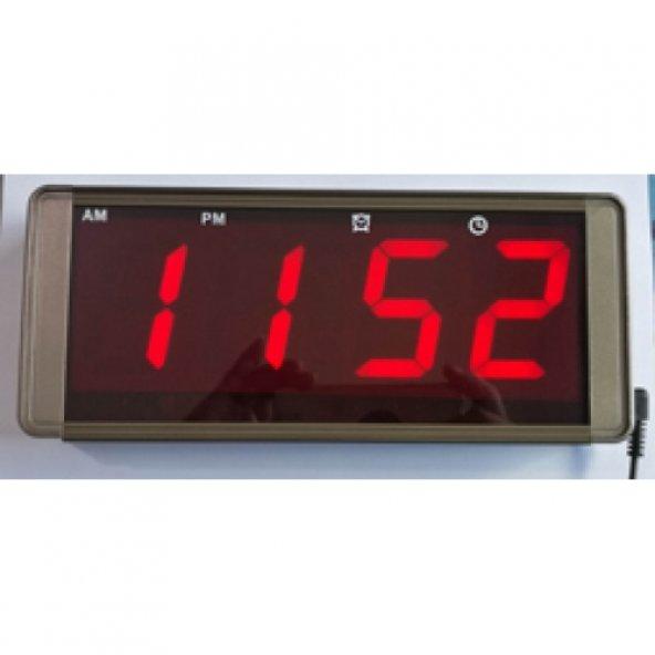 E052 Digital Elektirikli Duvar Saati