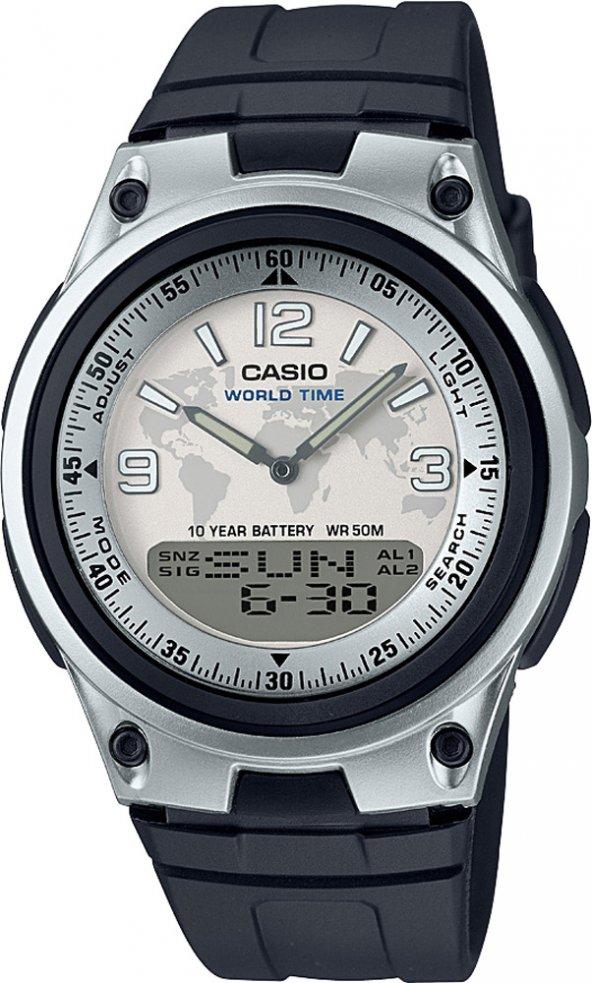 Casio AW-80-7A2VDF Erkek Kol Saati ERSA Garantili