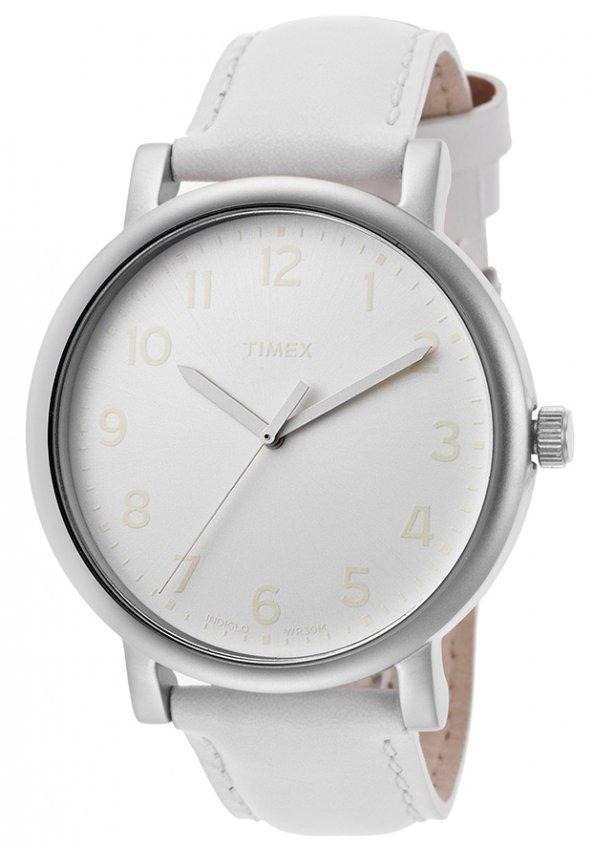 Timex T2N345 Beyaz Unisex Kol Saati