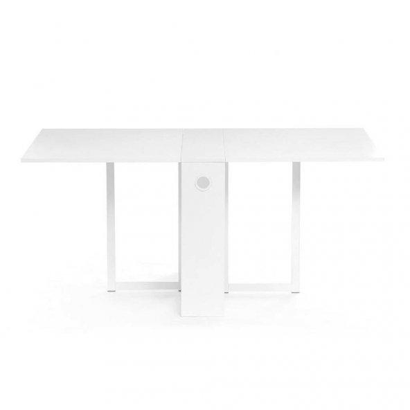 Katlanır Masa Beyaz