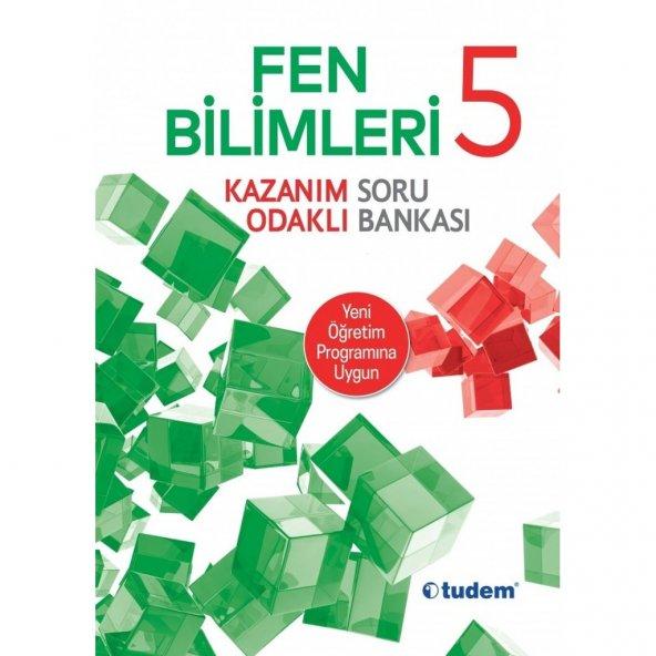 5.Sınıf Fen Bilimleri Soru Bankası Tudem Yayınları