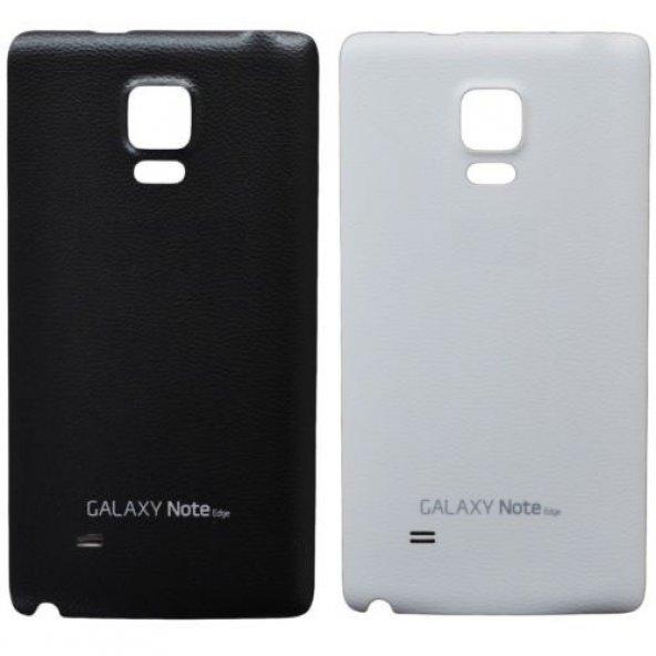 Samsung Galaxy Note Edge N9150 Arka Pil Kapak Siyah